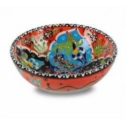 Istanbul Handmade Ceramic Mini Bowl model 1
