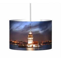 Maiden's Tower Droop Lamp Chandelier
