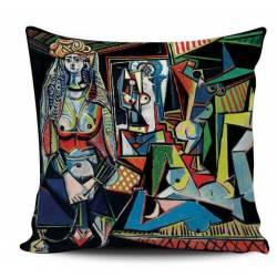 Picasso Les femmes d'Alger Decorative Pillow