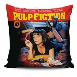Pulp Fiction Decorative Pillow