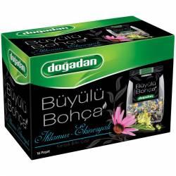 Mixed Herbal Tea with Linden-Echinacea