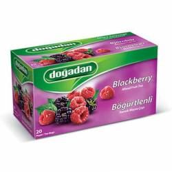 Blackberry Mixed Fruit Tea