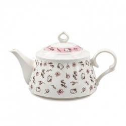 Hello Kitty Porcelain Teapot Magnolia