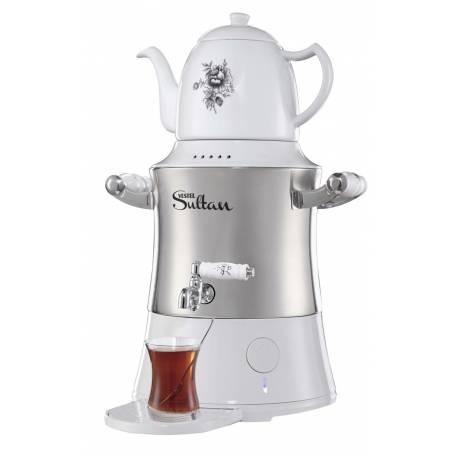 Vestel Sultan Porcelain Semovar Tea-Urn