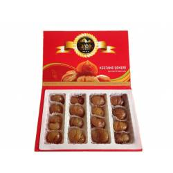 Plain Candied Chestnut Boxed 400 g