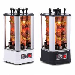 Efba Shaslik Smokless Odorless Sish Kebab Machine