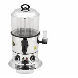 Sahlep Hot Chocolate Machine 5 Liter Silver Model