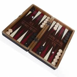 Personalized Backgammon Set ,Write your Name
