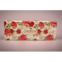 Traditional Olive Oil Soap Three-Pack Gift Set - Rose