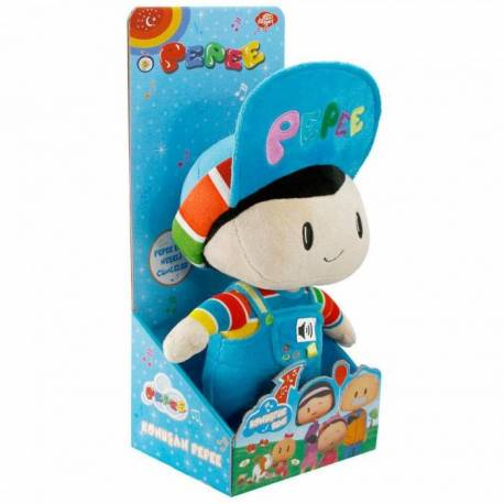 Pepee Talking Baby Plush Toys