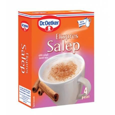 Salep Sahlab Salepi Sahlep Instant Mix by Dr. Oetker