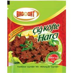 Raw Meatball Cig Kofte Mixture
