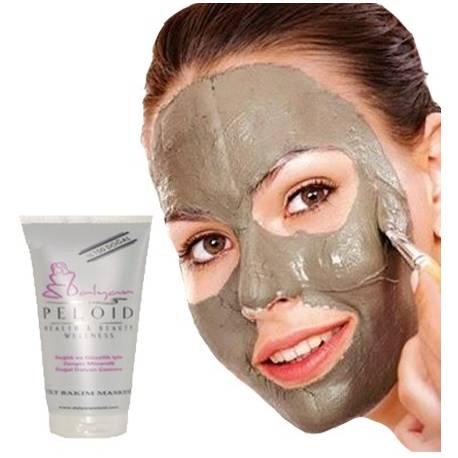 Dalyan Peloid Face Mask Mud Bath X 2 Pieces