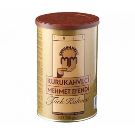 Turkish Coffee Kuru Kahveci Mehmet Efendi