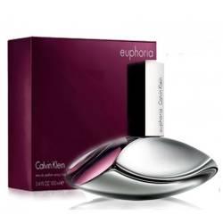 CALVIN KLEIN CK EUPHORIA 100 ML ORIGINAL | Eau de Parfum pour Femme (EDP)