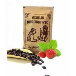Turkish Coffee with Strawberry