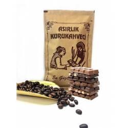 Turkish Coffee with Chocolate