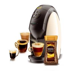 Nescafe MyCafe Gold ,Cappuccino, Latte, Sparkling Coffee, Espresso Machine