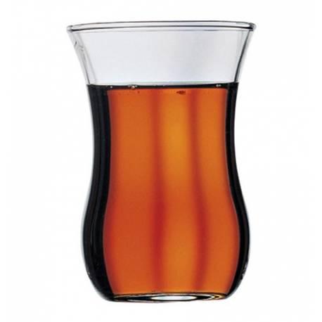 Pasabahce 42021 Turkish Tea Glasses Set 6 PIECES
