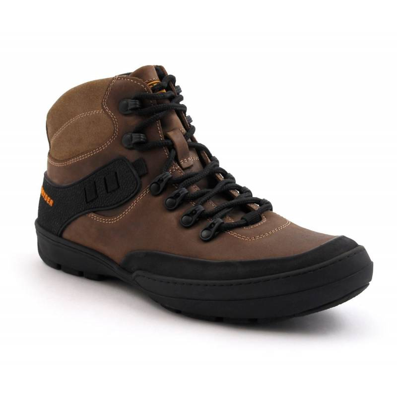 high quality leather s waterproof boots 00674 olive