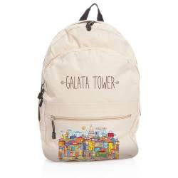 Istanbul Bosphorus Backpack