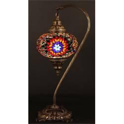 Glass Mosaic Table Top Lamp (Model8)