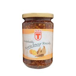 Dried Fig Jam with Orange 380 gr
