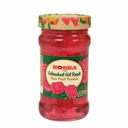 Traditional Organic Turkish Rose Jam