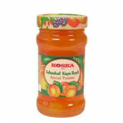Traditional Organic Turkish Apricot Preserve