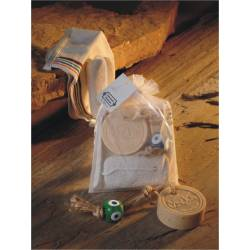Gift Soap ,Pouch, Heel Stone Set