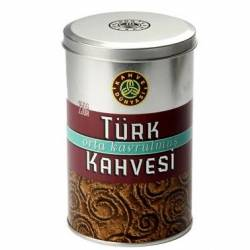 Medium roasted Turkish coffee