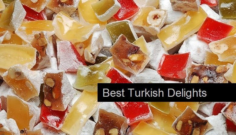 Turkish Delights Shop