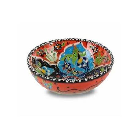 Istanbul Handmade Ceramic Mini Bowl model 1