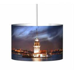 Maiden's Tower Droop Lamp Chandelier