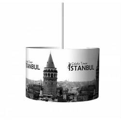 Galata Tower Droop Lamp Chandelier