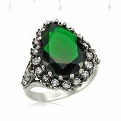 Hurrem Sultan (Roxelana) Silver Ring