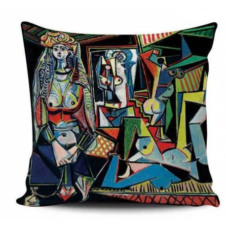 Picasso Les femmes d'Alger Decorative Pillow