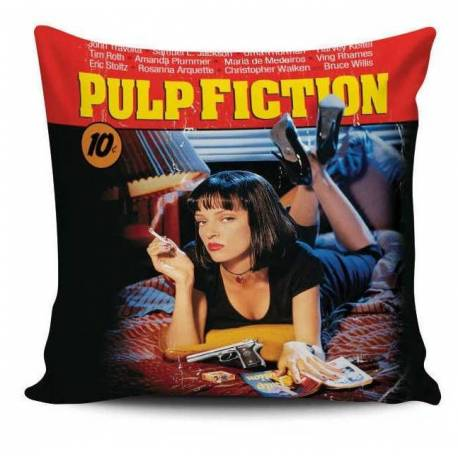 Pulp Fiction Decorative Pillow