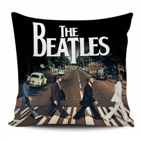 The Beatles Decorative Pillow