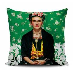 Frida Kahlo Decorative Pillow