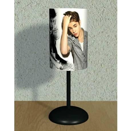 Justin Bieber Lampshade