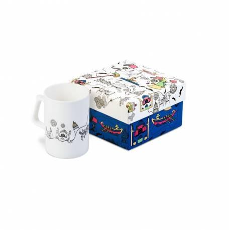 Katib Porcelain Mug