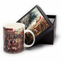 Conquest 1453 Porcelain Mug