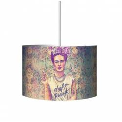 Frida Kahlo Daft Punk Chandelier