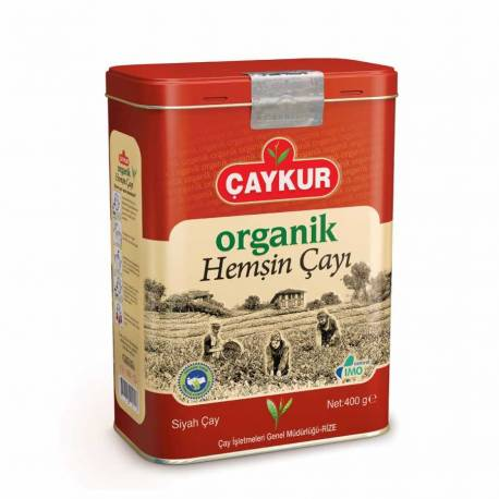 Caykur Organic Hemsin Black Tea