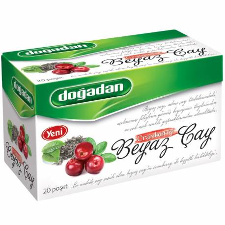 White Tea with Cranberry