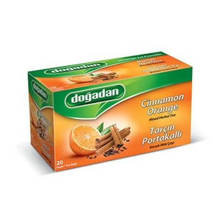 Cinnamon Orange Fruit Tea