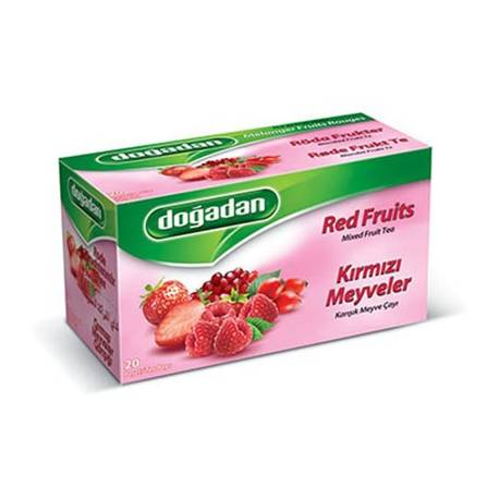 Red Fruits Mixed Fruit Tea