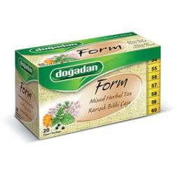 Mixed Herbal Dogadan Form Tea