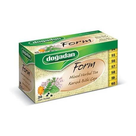 Mixed Herbal Weight Loss Tea
